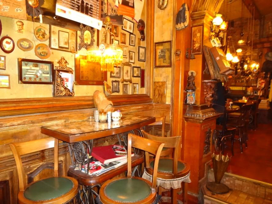 Sarajevo - kafe bar Zlatna Ribica DSC03762
